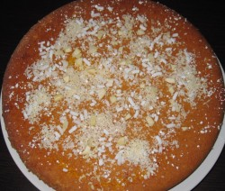 ricetta torta mandorle carote