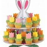 Espositore cupcake coniglietto
