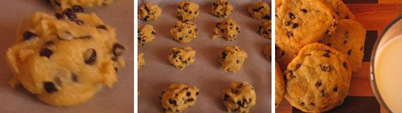 preparare cookies
