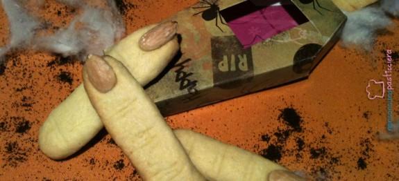 Ricette di Halloween - Dita di strega