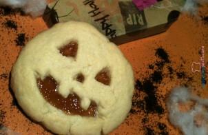 Zucche di halloween alla marmellata