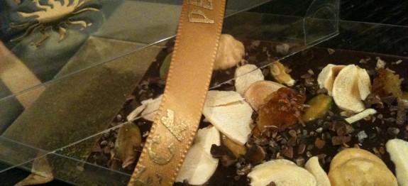 Cioccolato al sale - Peck
