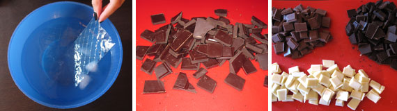 terrina ai tre cioccolati