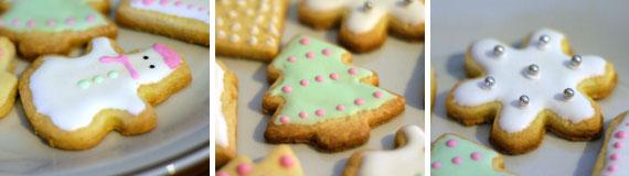 Cucinare biscotti di Natale
