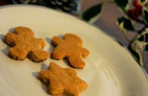 biscotti di Natale pan di zenzero e miele