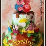 cake design intortati claudia conti