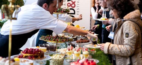 Food & wine festival Milano - Enrico e Roberto Cerea