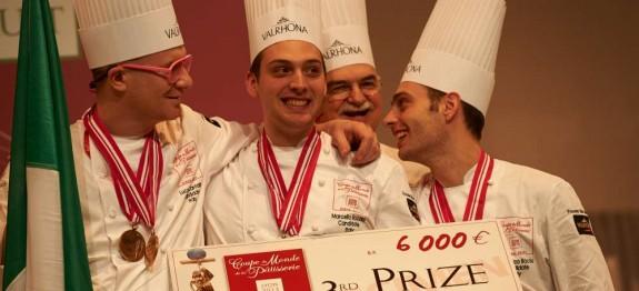 Coppa del mondo di pasticceria – Squadra italiana