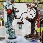 Coppa del mondo di pasticceria – Corea del Sud – Scultura