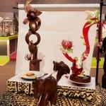 Coppa del mondo di pasticceria – Costa d'Avorio – Scultura