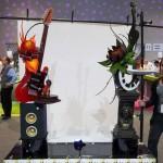 Coppa del mondo di pasticceria – Messico – Scultura