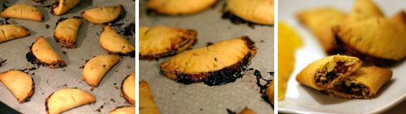 ricetta biscotti arancia e cioccolato
