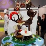 Coppa del mondo di pasticceria – Taiwan – Scultura