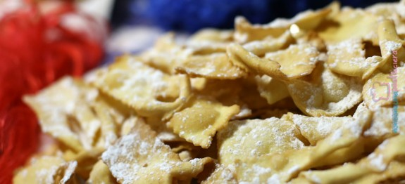 Ricetta chiacchiere, bugie o frappe
