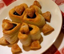 Ricetta di San Valentino | Cuori con marmellata