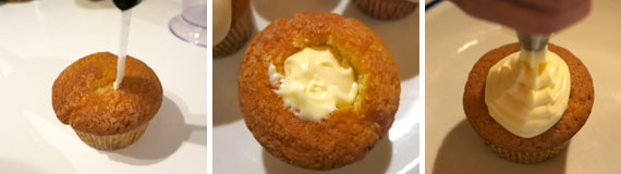 ricetta cupcake di san valentino