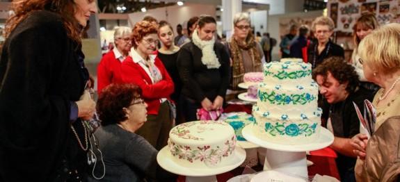 Hobby Show Roma - Cake design
