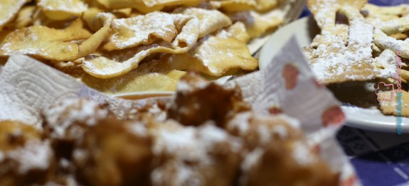 Speciale carnevale - Chiacchiere