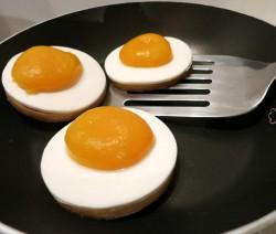 Finte uova di pasta frolla