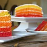 Pantone Cake Red