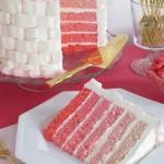 Pantone Cake Pink