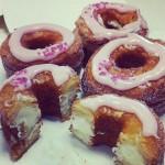 Cronut: metà donut, metà croissant