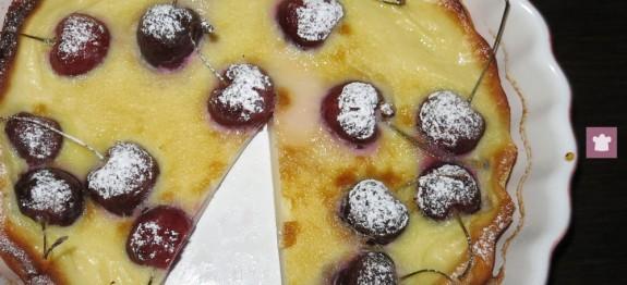 Ricetta clafoutis con ciliegie