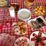 Brunch fatto in casa