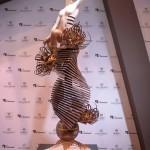 Davide Comaschi | Mondiali di cioccolateria | Scultura