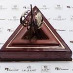 Davide Comaschi | Mondiali di cioccolateria | Torta a strati