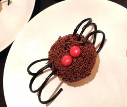 Cupcakes di Halloween: il ragno
