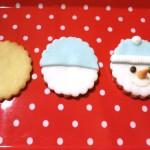 Biscotto Pupazzo di Neve