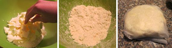 ricetta millefoglie mousse pistacchi e nocciole