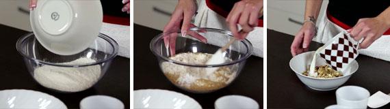 ricetta muffin con muesli