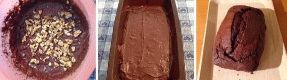 ricetta torta cioccolato e patate