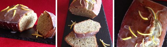 ricetta cake limone e semi di papavero